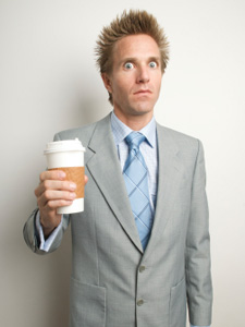 Caffeine Gives Super Powers!